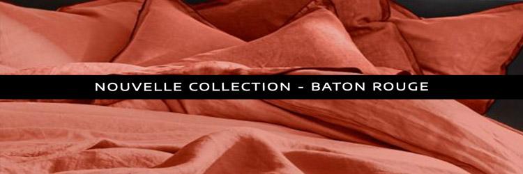 Linge de lit Premium Bâton Rouge