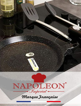 Cuisson Napoléon