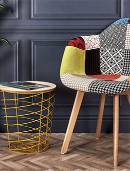 Mobilier Patchwork